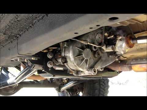 Jeep Grand Cherokee 4x4 Project ZJ Part 40 Transfer Case Swap 249 242 231