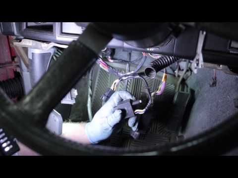 Jeep Cherokee Stoplight Switch Replacement
