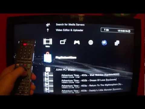 (TV & PS3 Setup) PS3 Media/Bluetooth Remote 2.0