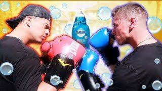 ULTIMATE SOAPY BOXING CHALLENGE!!!(INTENSE)