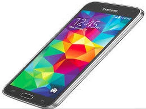 Samsung Galaxy S5 Screen Shot