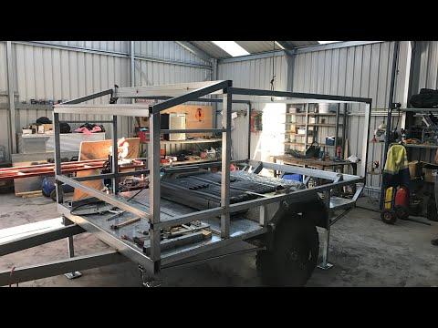 DIY Off-road Camper Build