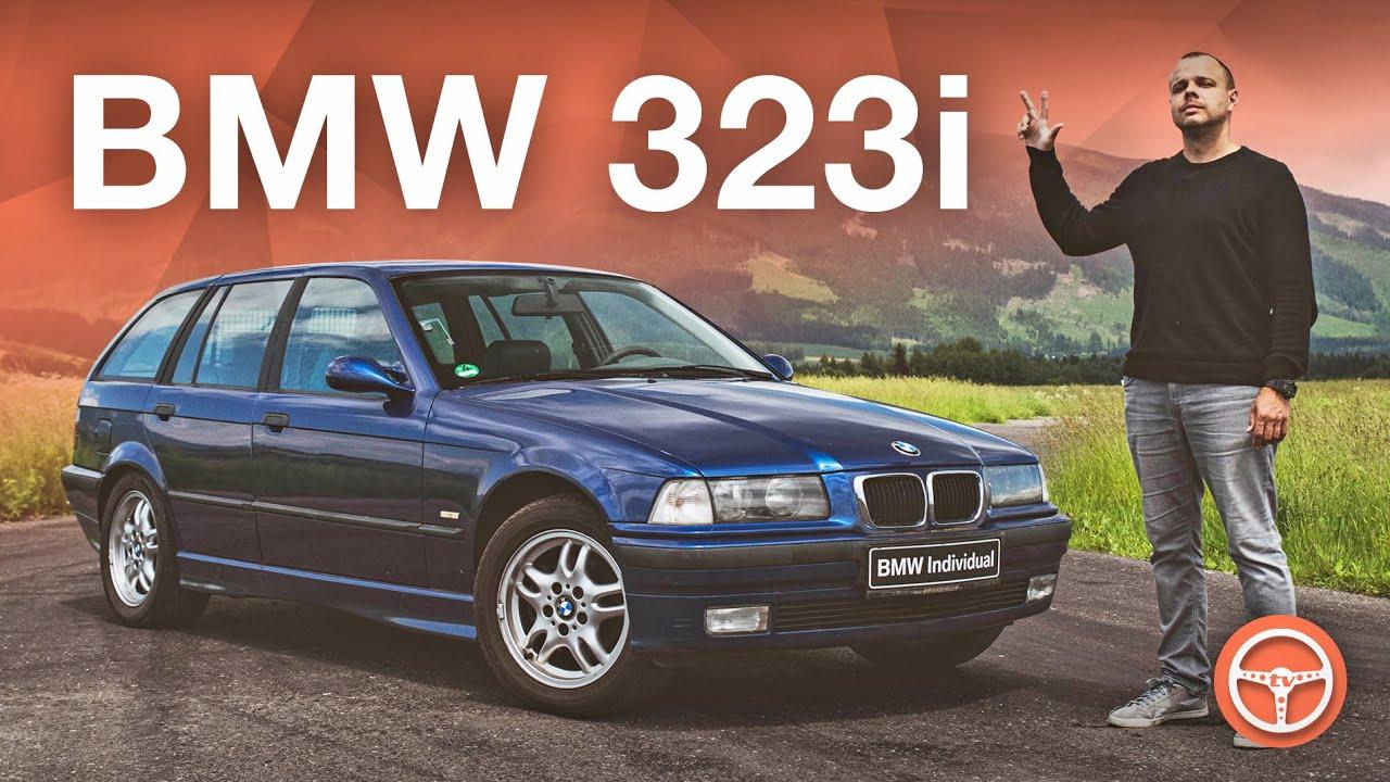 Petrove BMW 323i Touring E36 - volant.tv