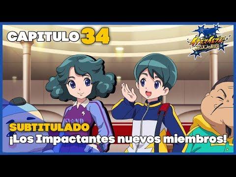 Xxx Mp4 Inazuma Eleven Orion No Kokuin Capitulo 34 Sub Español Los Impactantes Nuevos Miembros HD 3gp Sex