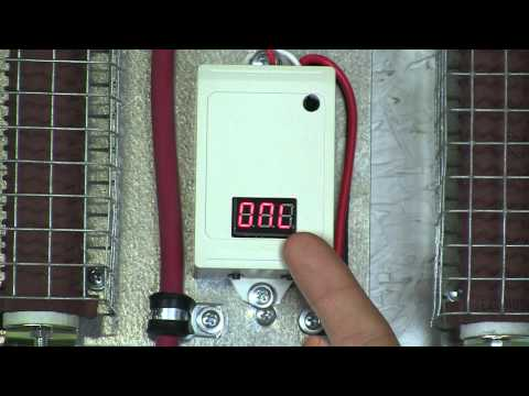 Missouri Wind and Solar Digital charge controller programming
