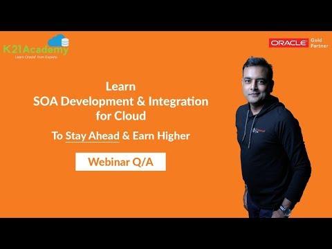 Oracle SOA Suite Development Webinar Q/A