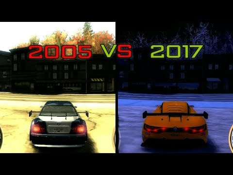 Need For Speed Most Wanted Mod 2017 Texture + Cars