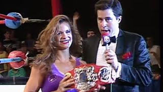 Watch Ivory compete in AWA: All Star Wrestling, Aug. 25, 1989