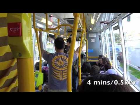 Chadstone 903 Smartbus Crawl