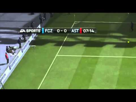POLICE PITCH INVASION! - FUNNY FIFA 14 ULTIMATE TEAM GLITCH!!
