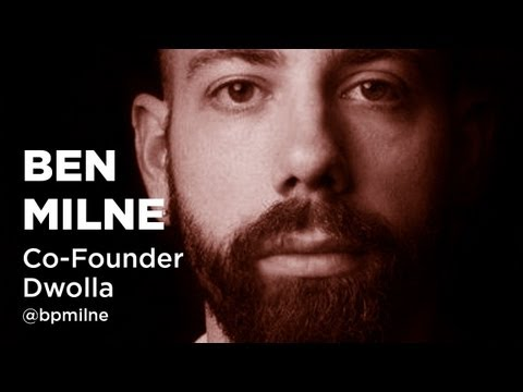 Why Dwolla charges 25 cents for an $11 million transaction - CEO Ben Milne