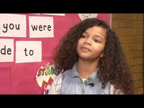 Eriana Mitchell, Emmerson Academy Student