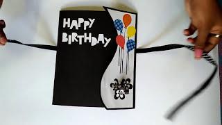 Birthday Greeting Cards for Friends | Handmade Birthday Gift Card
