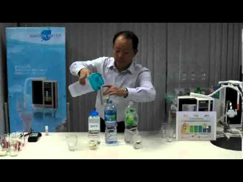 Kanger Water Demonstration (Mandarin)