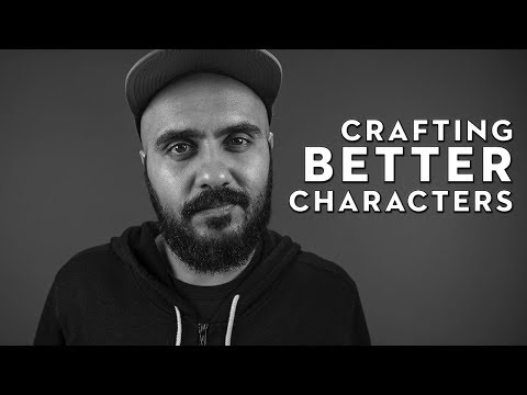 3 Tips to Creating Compelling Characters (Screenwriting)