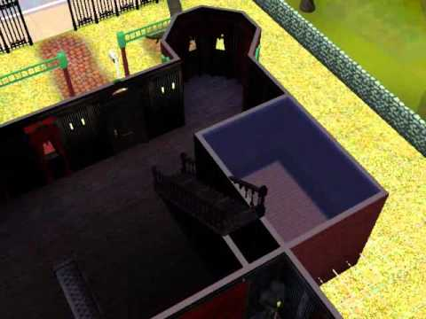 Sims3: How to make a Haunted House