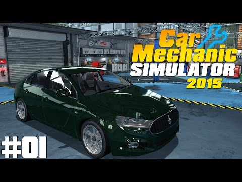 Car Mechanic Simulator 2015 # 01
