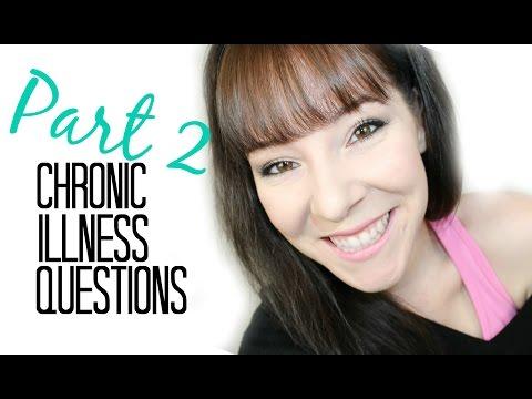 CHRONIC ILLNESS QUESTIONS [PART 2]