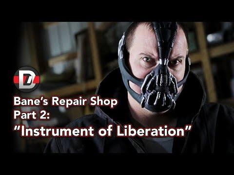 Bane's Repair Shop - Part 2: Instrument of Liberation - Dark Knight Rises Parody