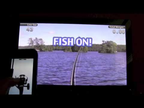 iFishing 3 on your TV