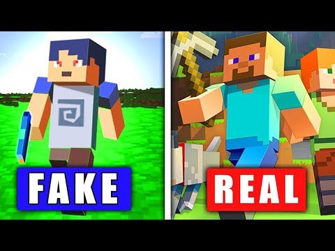 Minecraft : 10 Worst COPYCAT GAMES Ever MADE! (Ps3/Xbox360/PS4/XboxOne/PE/MCPE)