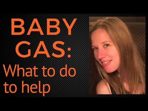 Baby Gas: What to Do to Help