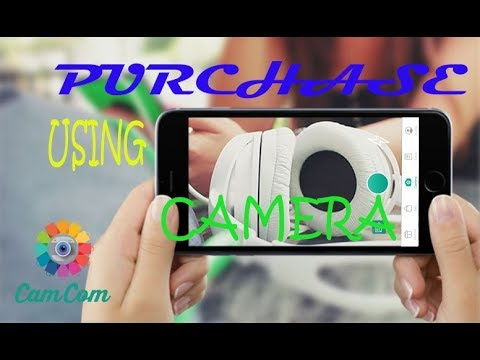 Shop online with Pictures |camcom application Review