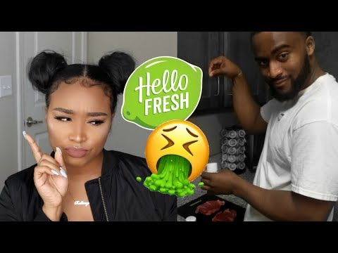 EXPOSING HELLO FRESH & WATCH ME COOK   Kathryn Bedell