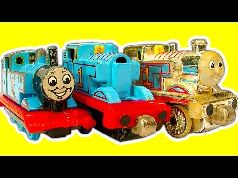 Thomas The Tank Collection 18 Diesel10 Scary Toy Train Story