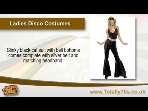 Ladies Disco Costumes