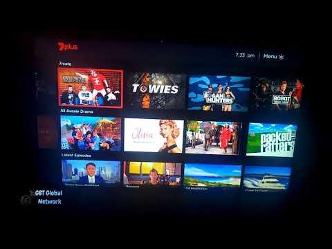 7 plus app on Telstra TV 2