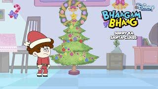 Bhaagam Bhaag Episode 7- Funny Hindi Cartoon For Kids - Disney India