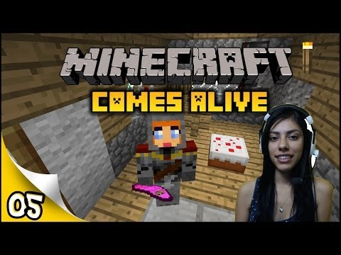 Minecraft Comes Alive - Ep 5 - Making A Baby!