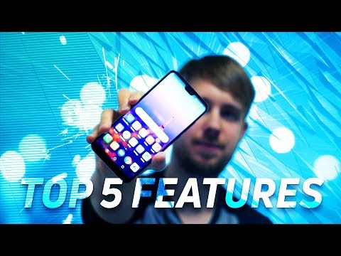 Huawei P20 - Top 5 Features!
