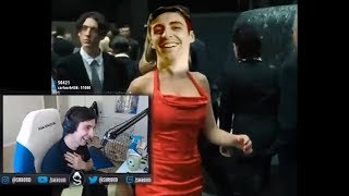 Shroud reacts to my video!