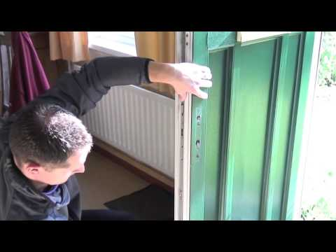 How to fit the Yale Doormaster™ Universal