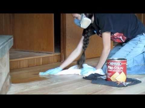 Refinishing Floor