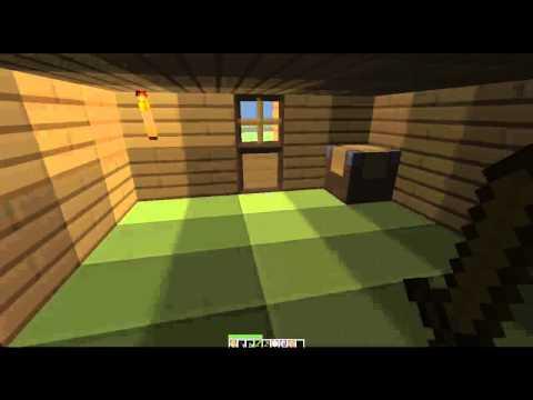 Adventures In Minecraft Episode 1