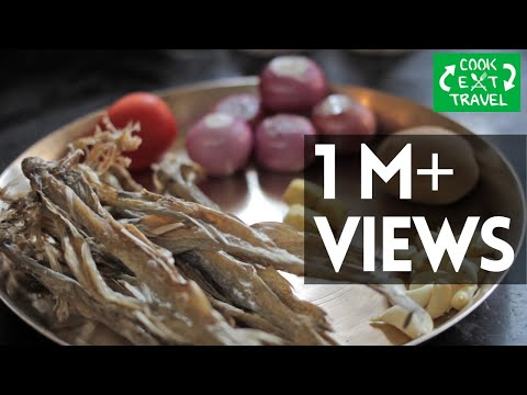 Dry Fish Curry | Bombil Masala | Bombay Duck Curry | Seafood | Non Veg Series |