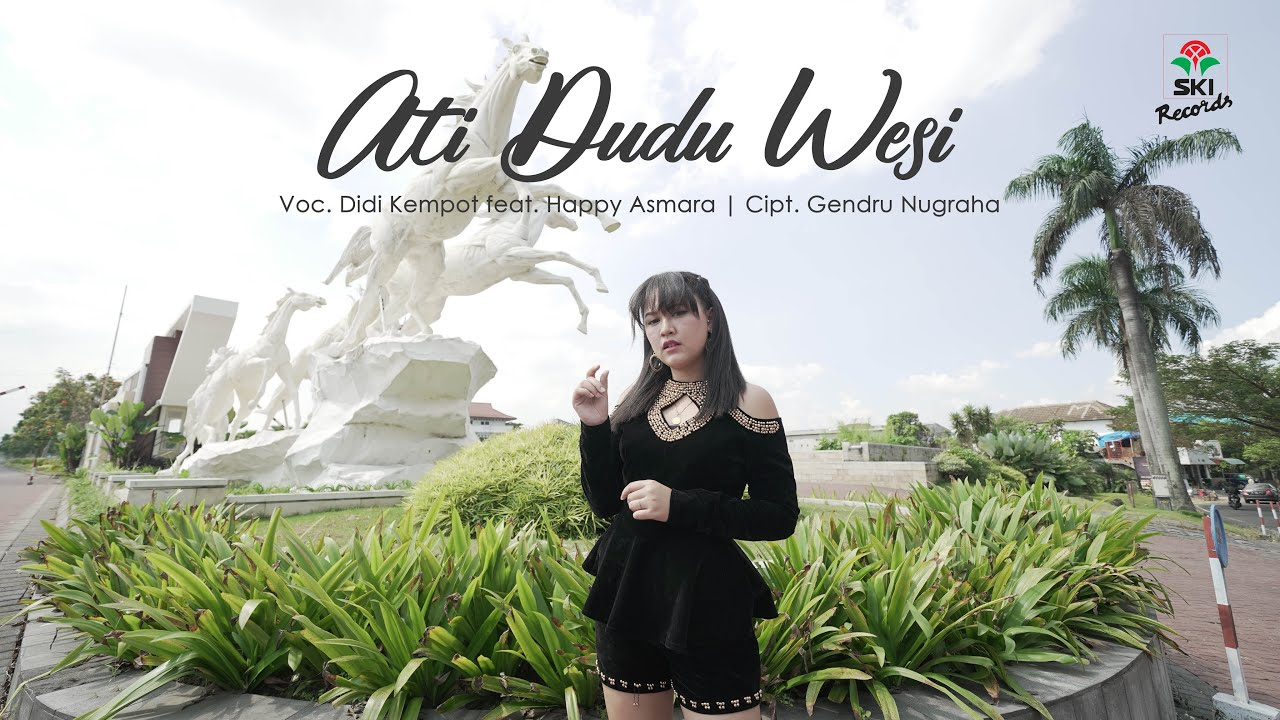 Didi Kempot - Ati Dudu Wesi (feat. Happy Asmara)