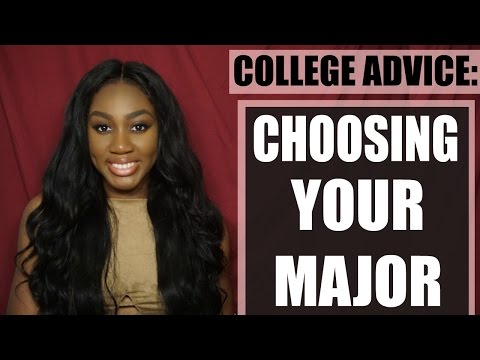 Choosing Your Major | College Advice