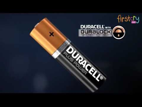 Duracell D Size Batteries - Pack Of 2