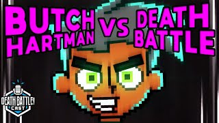Creator of Danny Phantom Weighs In! | DEATH BATTLE Cast #179