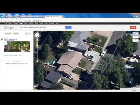 Google Maps for Roofing Sales Measurements