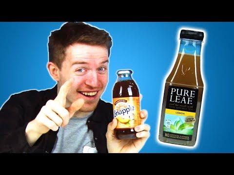 Irish People Try American Iced Tea