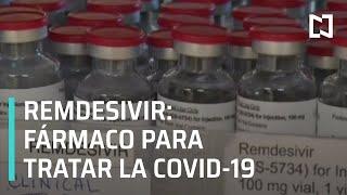 Agencia europea de medicamentos recomienda autorizar el Remdesivir para COVID-19 - Las Noticias