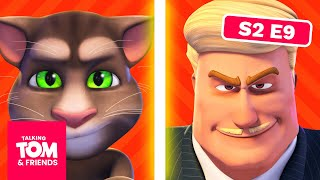 Talking Tom and Friends - Vote for Tom! | Season 2 Episode 9
