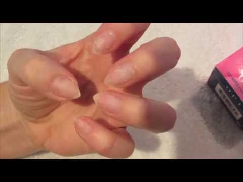 How To Do A Professional Manicure/Stiletto and Almond shape