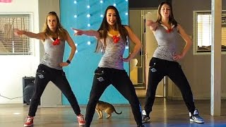Juicy Wiggle - Redfoo - Fitness Dance Choreography - Woerden - Harmelen - Nederland