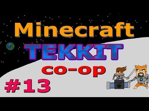 Minecraft Tekkit EP13 - Sensor Goggles!